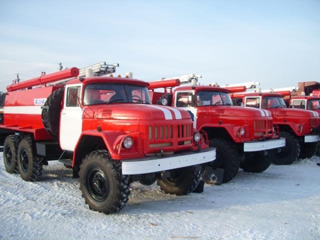 Пожарные Рубцовска информируют