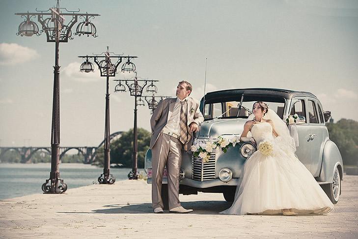 Ретро свадьба в стиле 20-х. - свадебный кортеж.