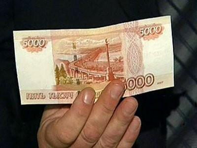 В Рубцовске полицейские разыскивают распространителей фальшивых купюр