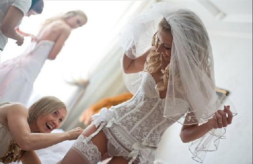 фото свадебное нижнее белье