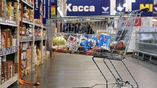 Продукты с истекающим сроком годности отдадут сиротам, инвалидам и старикам