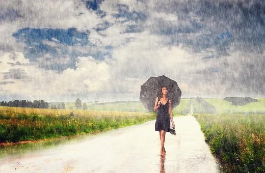 На Смоленскую область надвигаются дожди и грозы