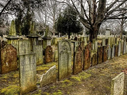 В Смоленске не планируется строительство нового кладбища