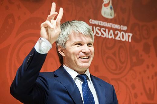 Российский министр оценил потенциал смоленских спорткомплексов