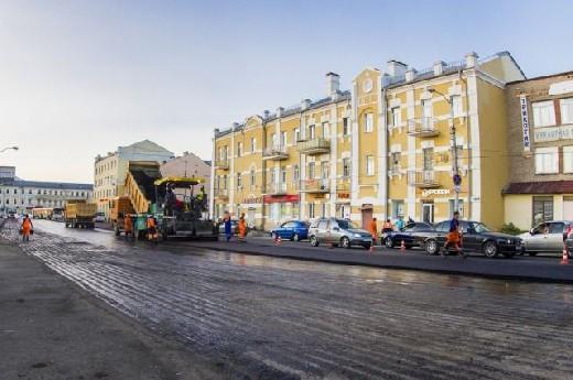 Власти рассказали о ходе ремонта улиц
