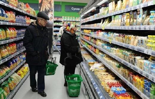 Россияне стали чаще покупать продукты в рассрочку
