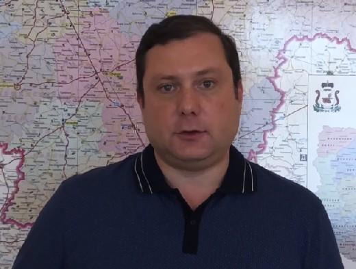 Губернатор позвал смолян в кадровый резерв области (видео)