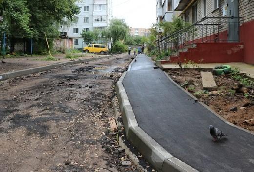 Подрядчики объяснили причины задержки сроков ремонта дорог и дворовых территорий